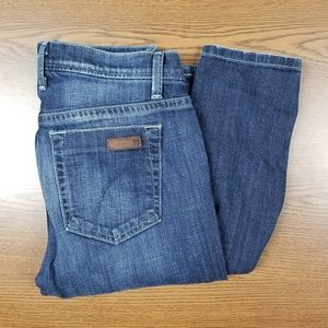Joe's Jeans cigarette skinny size 28